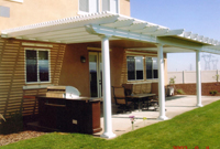 Attached Patio Cover