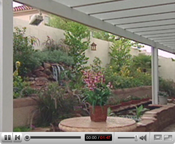 Patio Cover Video
